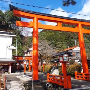 2月9日津和野太鼓谷稲成神社