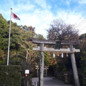 2月11日玉作湯神社