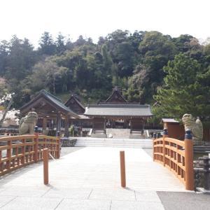 4月3日佐太神社