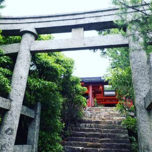 6月21日御山神社