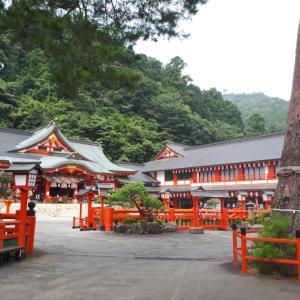 8月4日津和野太鼓谷稲成神社