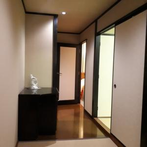 皆生風雅の和洋室と和室で贅沢宿泊をする