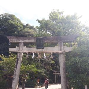 9月15日玉作湯神社