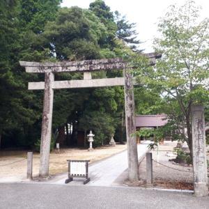 9月23日須佐神社①