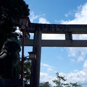 10月1日厳島神社・大元神社