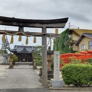 5月20日皆生温泉神社