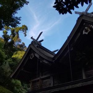 7月31日美保神社