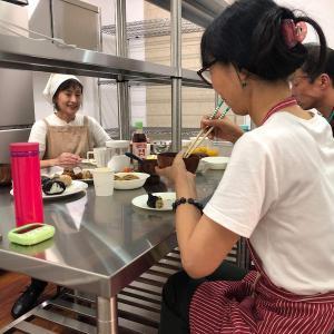 セミナーの内容をショップの調理にまた活かせたらな~と期待しています!!
