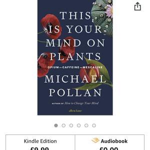マイケル・ポーランの新著が、なかなか来なかった理由は、意外なことでした。