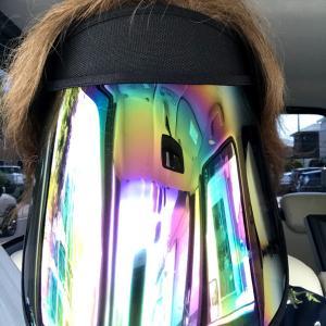 運転中の紫外線防止対策
