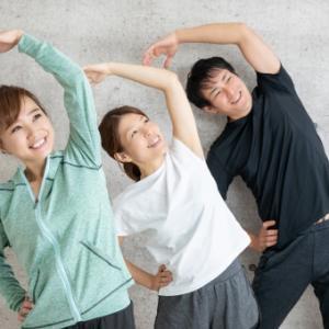 運動不足ならまずはラジオ体操から!