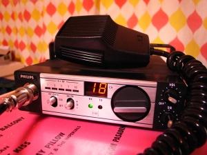 PHILIPS369 FM0.5W 29MHz改造