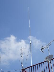 28MHz固定用アンテナ2種
