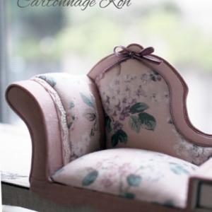 ミニチュアの椅子 No.4