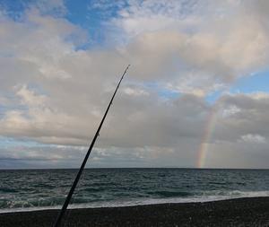 200611 梅雨入り前に南風レインボー朝釣行