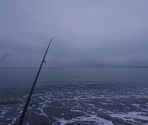 200730  漁船も寄り付かない朝釣行