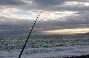 201123  安堵の夕方釣行