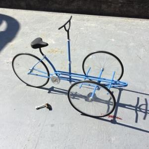 ミニチュア自転車