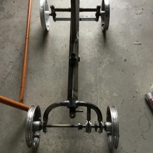4輪自転車