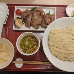 【麦と麺助】限定メニューが凄かった!神戸牛つけそばを実食!!!
