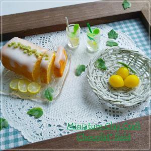 レモンブーム♪夏にぴったりの爽やかな作品が完成!