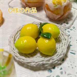 レモンスカッシュのシュワシュワもこうやって・・【キットご購入者様のご感想】