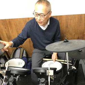 ドラムレッスンその4173〜風〜