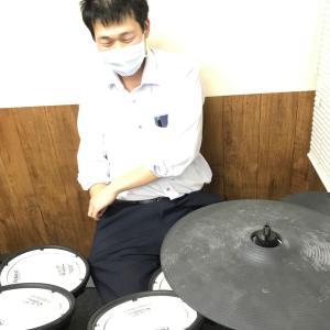 ドラムレッスンその4197〜アップダウン〜