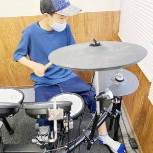 ドラムレッスンその4429〜ゆめいっぱい〜