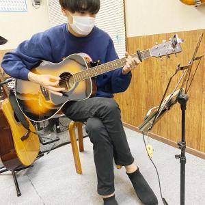 クラシックギターレッスンその2020〜ぼくのお日さま〜