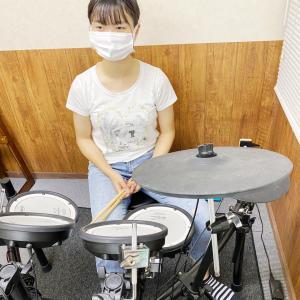 ドラムレッスンその4471(村田)~小さな恋のうた~