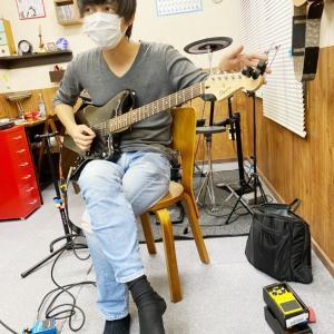 E・ギターレッスンその4534~乗車券~