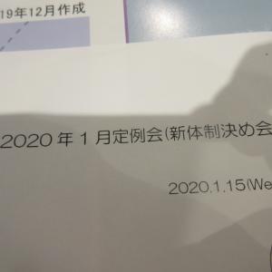 ☆2020&10期体制☆