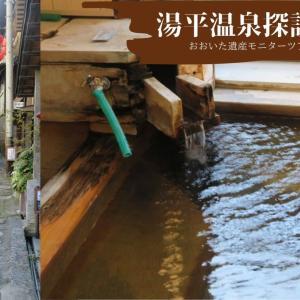 湯平温泉 探訪@大分~石畳・寅さん・中の湯etc...~