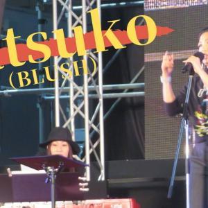 Natsuko、DJ NAKAMURA、TRIQSTAR、ちんどん屋、麻生神楽~大分祝祭の広場~