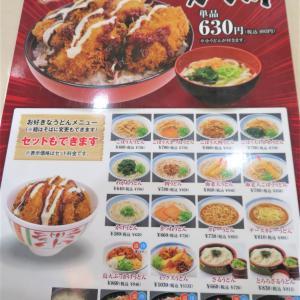 ソースカツ丼@鳴門うどん