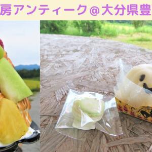 焼き氷&ウィスパーにマカロン♪~洋菓子工房アンティーク@大分県豊後大野市~