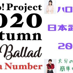 【その4】ハロコン武道館2020 感想 By.大分の親方
