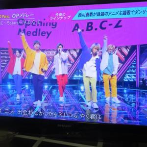 A.B.C-Z@CDTVライブ