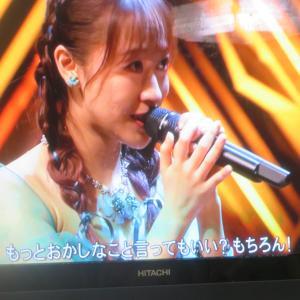 歌姫:小田さくら(モーニング娘。'21)@CDTVライブ