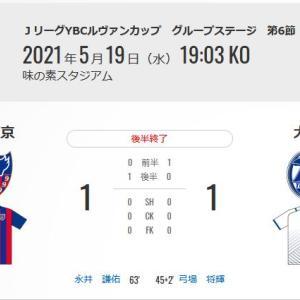 若手から追い風を!~FC東京vs大分トリニータ~