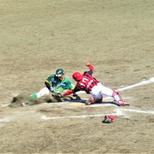 【プロ野球⚾】見ごたえあり!~大分B-リングスvs火の国サラマンダーズ@大分県竹田市~