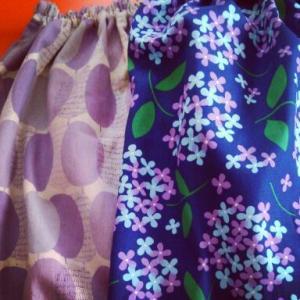 6月のスカート