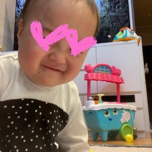 次女1歳1ヶ月。自粛中の過ごし方