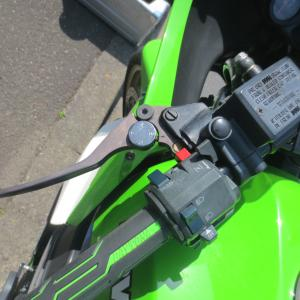 GPZ900R クラッチマスター交換
