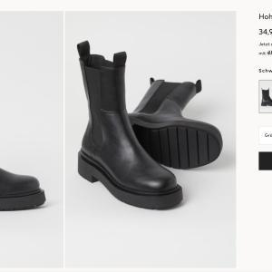 靴をオンラインで買う罠(大人気のH&Mチェルシーブーツ返品しました)