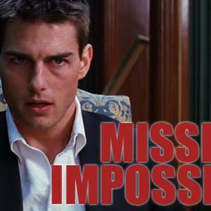 「ミッション・インポッシブル」観ました。