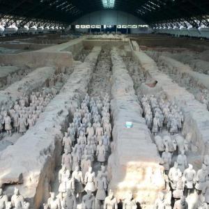 兵馬俑は見ていた!巨大遺跡に翻弄された人々