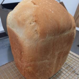 ソフトパンミックスで焼いたパン