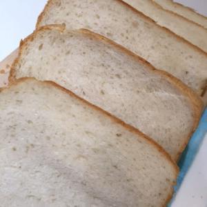 岩手県産ゆきちからで食パン